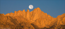 LH8050p_Mt Whitney Blue Moonset